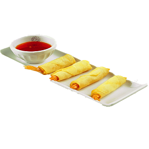 Foto Shrimp spring roll